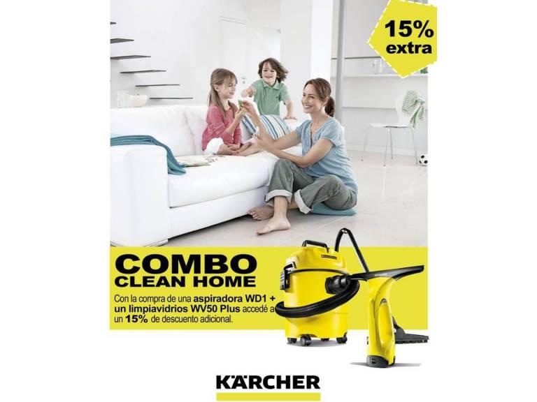 Promo Karcher 15% de desuento!!!!