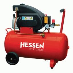 Compresor De Aire 24 Litros 2hp Hessen Pro - Acerix