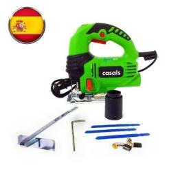 Sierra Caladora Manual Casals Español 650w Vc650pe + Regalos