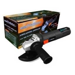 Amoladora Gladiator 4 1/2 Pulgadas 115mm 800w Aa615/5 Acerix