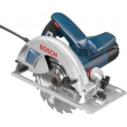Sierra Circular Bosch 7 ¼'' 1600w Gks67 2 Años De Garantía