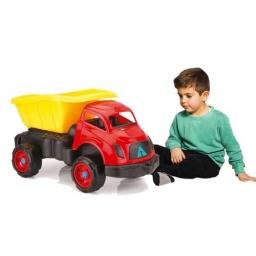 Juguete Mega Camión Con Volcadora Para Niños - Acerix