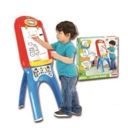 Juguete Didactico Pizarrón Para Niños Con Accesorios