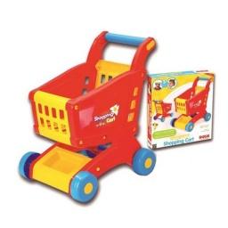 Juguete Carrito De Super Para Compras Niños +3 Años
