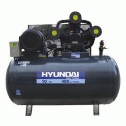 Compresor De Aire 400 Litros Hyundai Trifasico 7,5hp Acerix
