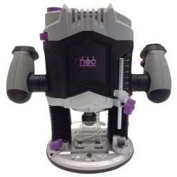 Fresadora Router Trompo Neo 1500w 55mm Rr1012/2/220/50