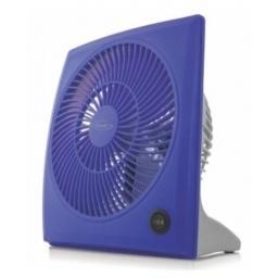 Ventilador Turbo Azul Ks-tb25ca Kassel - Acerix