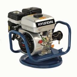 Vibrador De Hormigón A Nafta Hyundai 5.5 Hp 1 Año Gta Acerix