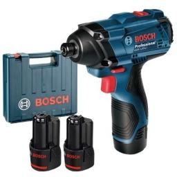 Llave De Impacto A Batería Bosch 12v 2 Bat. 1,5ah - Acerix