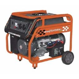 Generador Gladiator Nafta 17hp 8.8kw 420cc Ge89600e - Acerix