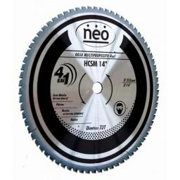 Hoja De Sierra Multiproposito 14'' Neo Hcsm14 Acerix