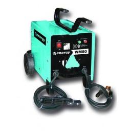 Soldadora Eléctrica Transformador Energy 200amp Wm80 Acerix