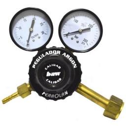 Regulador De Argon Con Manómetro Fe049u - Acerix