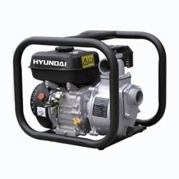 Motobomba Hyundai 7hp Para Aguas Limpias Salida 4'' - Acerix