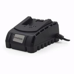 Cargador De Batería Para Herramientas Hyundai 20v Compatible