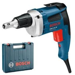 Atornillador Electrico Bosch Para Drywall 700w Gsr6-45 Te