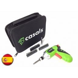 Atornillador A Batería Casals Español 3.6v C/acc. - Acerix