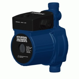 Bomba Agua Presurizadora Hyundai 0,16hp Ultra Silenciosa
