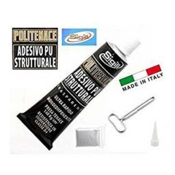 Adhesivo Politenace Pegamento Poliuretanico Transp. 60ml