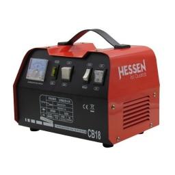 Cargador De Bateria 12-24 V 10 Amp Hessen Pro Acerix