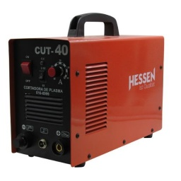 Cortadora De Plasma De 40 Amp Con Careta Hessen Pro Acerix