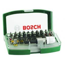 Set 32 Piezas De Puntas Con Soporte Magnetico Bosch Acerix