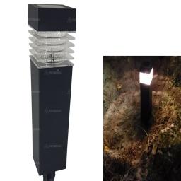 FAROL LED SOLAR PARA JARDIN Y CAMINOS