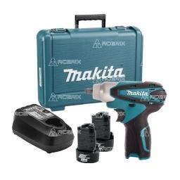 Llave de Impacto Makita 3/8 a Bateria 12V TW100DWE - Acerix