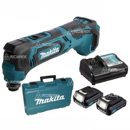 Multiherramienta a Bateria Makita 12v 1.5amp TM30DWYE