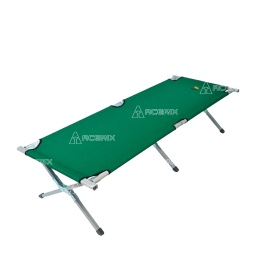 Catre para Camping Safari Estructura de Aluminio - Acerix