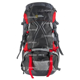 Mochila National Geographic Lake 75 lts. Camping - Acerix