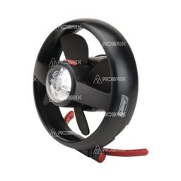 Ventilador Para Carpa Coleman a Bateria Con Luz - Acerix
