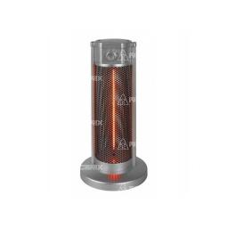 Estufa Calentador Fibra de Carbono Futura 360° - Acerix