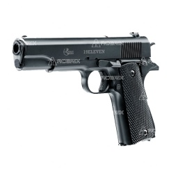 Pistola Combat Zone 19Eleven 6mm Resorte - Acerix