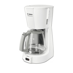 Cafetera Bosch Compact Blanca 1,25lts Tka3a031 - Acerix