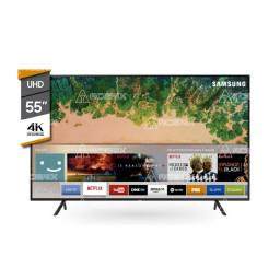 SMART TV SAMSUNG 55  UHD 4K UN55NU7100
