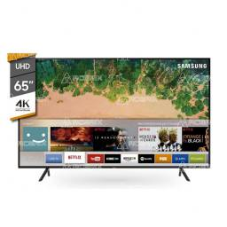 SMART TV SAMSUNG QLED 65 UHD 4K CURVED QN65Q8CNA