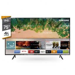SMART TV SAMSUNG 75  UHD 4K UN75NU7100