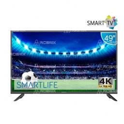 SMART TV 49 PULGADAS 4K SMARTLIFE