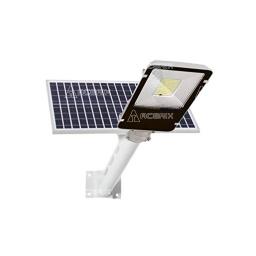 Foco Solar Exterior C/ Panel Solar 50W - Acerix