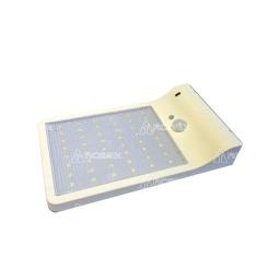 Foco Solar Led con Sensor y COntrol Remoto 450 Lumens - Acerix