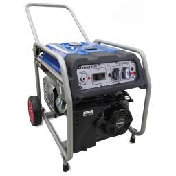 Generador Hyundai Nafta 420cc 8000w Ideal Para Casa - Acerix