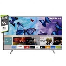 SMART TV SAMSUNG QLED 55 UHD 4K QN55Q6FNA