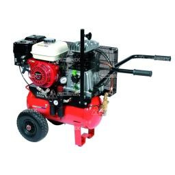 COMPRESOR A NAFTA AGRI515 24L MOTOR HONDA - Acerix