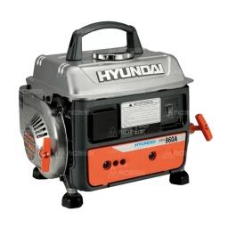 Generador Hyundai Nafta Deluxe 63cc Mónofasico Hyh960 Acerix