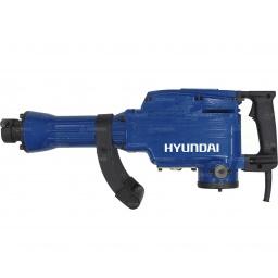 Martillo Demoledor Hyundai 25 Joules 1240w Enc. Hexagonal