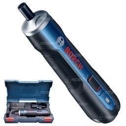 Atornillador A Batería Bosch Go 3,6v Usb