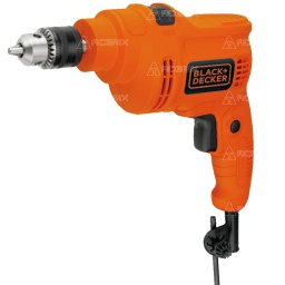 TALADRO PERCUTOR BLACK + DECKER 550W TP550