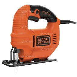 SIERRA CALADORA BLACK + DECKER 400W KS501