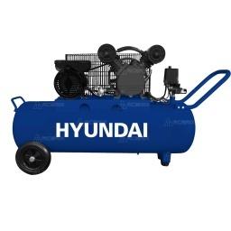 Compresor De Aire Hyundai 200 Litros 2hp Monofasico - Acerix